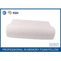 China Tencel Connect with Mesh Pillow case Bamboo charcoal Memory Foam Contour Pillow wholesale