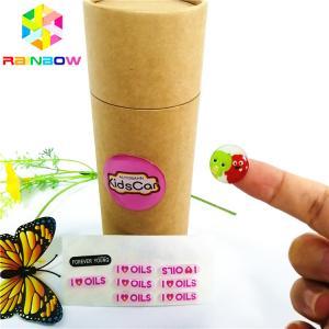 China Waterproof Self Adhesive Sticker 3D Epoxy Domed Metal Logo Custom Printing wholesale