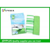 China Cleaning Kitchen Tools Microfiber Cleaning Cloth For Window / Bathroom wholesale