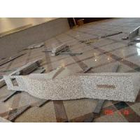 China G682 Granite Vanity Top With Curve Front Apron wholesale