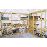 Buy cheap Home Large Cardboard Storage Shelves Personalized Waterproof from wholesalers