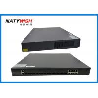 China High Capacity 8 Port GPON OLT Low Power Consumption Support Ethernet Function wholesale