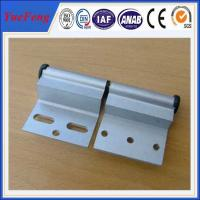 China Bronze caravan door hinge,anodized gold and titanium color type of door hinge on sale