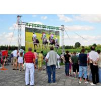 Buy cheap Outdoor P5.95 Rental LED Display High Refresh 3840Hz No Strips for Stage from wholesalers