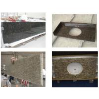 China Customized granite countertop and vanity top on sale