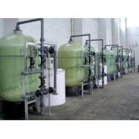 China cation&anion ion exchange filter/polishing unit for demineralization/demineralized equipment for oil mill wholesale