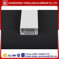 China 6063 t5 aluminum extrusion profile for door and window,window and door section profile wholesale