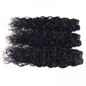 China 1pcs virgin raw curly 8 to 32inch afro kinky 7a 100%Peruvian human hair bundle wave wholesale