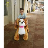 China Hansel  children outdoor rides games machine electrical animal scooter unicorn toy for sale on sale