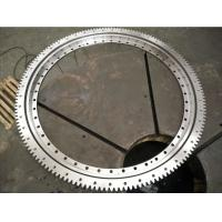 China 281.30.1400.013 Rothe Erde slewing bearing, 42CrMo slewing ring manufacturer of model 281.30.1400.013 wholesale