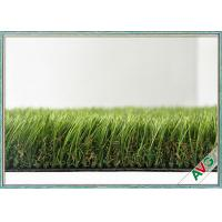 China Low Maintenance Costs Playground Synthetic Grass 35 MM Height SGS Approval wholesale