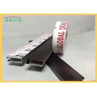 China Black & White Printable Window Frame Protection Tape For UPVC on sale