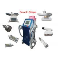 China Cryo Freeze Cellulite Lipo Massage Machine of Vela Shape Vacuum Roller / RF Cavitation on sale