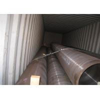China High Pressure Seamless Steel Tube Pipe Hot Rolled 38