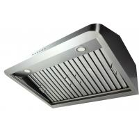 China Fully Stainless-Steel Kitchen Hoods 30''  in ETL standard with Stainless Steel Baffle Filters on sale
