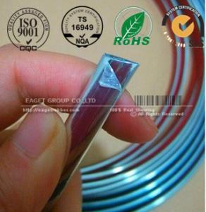 China Window lock strip chrome seal wholesale