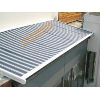 China Durable Aluminum Frame Motorized Remote Control Retractable Roof Awning wholesale