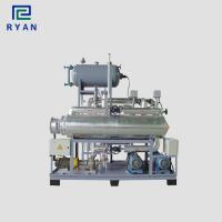China Industrial horizontal oil gas thermal fluid heater oil boiler heater on sale