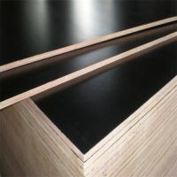 China Film faced WBP 1220*2440mm Brown black cheap shuttering plywood in concrete wholesale