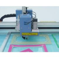 China DCX matboard frame picture photo mount cross stitch flatbed digital cutter plotter machine wholesale