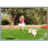 SBR Latex / PU Backing Pet Artificial Turf Eden Grass Recycled Synthetic Pet Grass