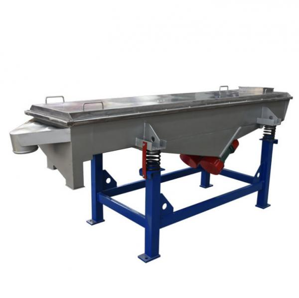 Quality Good Quality  1-5  lemon Linear vibrating screen machine for powders and granules for sale