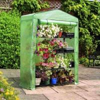 China PE Mesh Cover Small Garden House wholesale