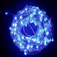 China 10m/100leds battery operated rope lights outdoor use wholesale
