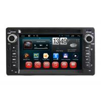 China Digital Android 4.1 DVD Navigation System with GPS SYNC BT / multi-media DVD player on sale