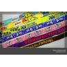 China 25mm/16mm polyester metallic motif horse ribbon woven ribbon plain ribbon cartoon image wholesale