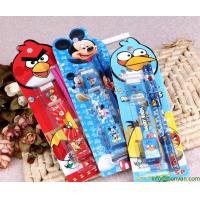 China 10 in 1 Popular Combined Plastic Stationery Gift Set Office Stationery Set wholesale