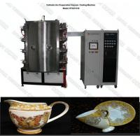 China Automatically Operation  PVD Ceramic Coating Equipment , PVD Gold, PVD rose gold Coating Machine on sale