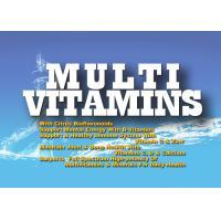 MultiVitamins Tablet Vitamins Minerals Supplements centrum formula Vitamins A to Z