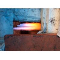 China Gas Fired High Velocity Pulse Combustion System U - Shape Steel Structure Furnace wholesale