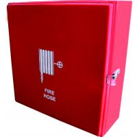 China Red FRP Fiberglass Reinforced Plastic Fire Extinguisher Box With Window wholesale