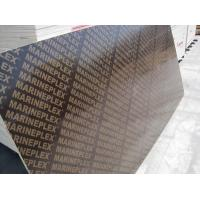 China film faced plywood,film faced plywood with logo,black/red/brown film,plywood,logo on sale