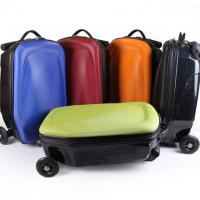 China New design scooter suitcase luggage price wholesale