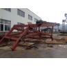 China 55-145KN Free fall life boat davit for hot sales wholesale