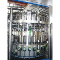 China High Precision Beer / Wine Bottle Filling Equipment 24 Head 10000BPH wholesale