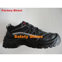 China Genuine Leather Safety Shoes Men