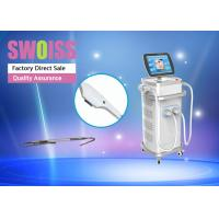 China SSO-610 IPL SHR Hair Removal Machine With 15 Inch Responsive Touch Display wholesale