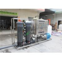 China Fully Automatic Water Treatment Plant By RO System Pure Water Machine wholesale