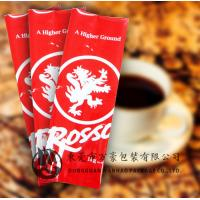 Multi-Layers Lamination Printed Ground Coffee Packaging Bags / Standing Coffee Bag