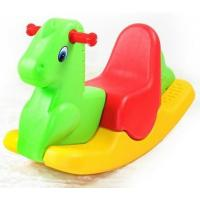 Buy cheap Children plastic rocking animal horse /qiqiplay Plastic toys from wholesalers