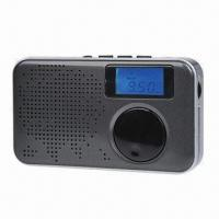 China FM/AM/SW DSP Radio with Sleep Function wholesale