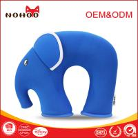 China Lovely Lightweight U Shaped Kids Neck Pillow / Baby Neck Pillow For Travelling wholesale