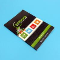China Saddle Stitching Catalogue Printing Service Binding With Hard Cover / Soft Cover / Perfect Binding wholesale