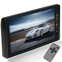 China 2 Video Output Car Touch Screen Monitor Built In FM Transmitter Function wholesale