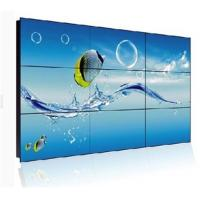 China High Brightness 55 Inch Video Wall Screens , Shopping Mall Thin Bezel Panel For Video Wall wholesale
