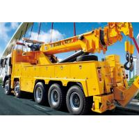 China Breakdown Recovery Truck XZJ5540TQZA4 for treating vehicle failure, accidents and parking violations wholesale